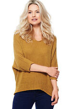 3/4 Sleeve Acrylic Blend None Jumpers & Cardigans for Women