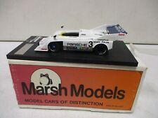 Marsh Models 1973 Vasek Polak 917/10 Brian Redman 1/43 (1)