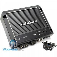 ROCKFORD FOSGATE R500X1D AMP 1CH 1000W MAX SUBWOOFERS SPEAKERS BASS AMPLIFIER
