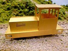 009 BRAND NEW KIT Etched brass Bo-Bo Diesel Loco bodyshell for the Kato 11-105