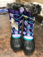 Arctic Cat Snow Boots Kids Size 3