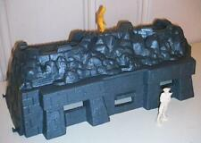 MPC Toys Fortification Bunker 2pcs (Gray) 54/60mm Plastic Soldier Scenery WWII