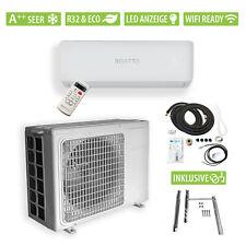 BONTTO K9 Split Klimaanlage 9000BTU Klimagerät 2,6kW Inverter WiFi-Ready R32 A++