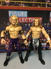 WWE Jakks Wrestling Titan Tron TTL Figures Lot Edge Triple H Set