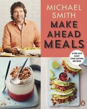 MAKE AHEAD MEALS - NEW PAPERBACK BOOK