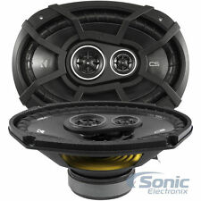 "KICKER 900W 6"" x 9"" CS Series 3-Way Coaxial Car Stereo Speakers 
