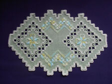 Weeping Willow Hardanger Doily