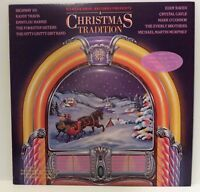 A Christmas Tradition Record Warner Bros. Records 1-25630. Country LP. PROMO