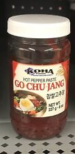 Koha Go Chu Jang Hot Pepper Paste 8 Oz (Pack Of 5 Jars)