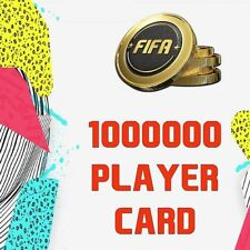 FIFA 20 Ultimate Team monedas 🔥 aleatoria 1,000000 tarjeta 🔥 Superfast entrega 🔥 PS4