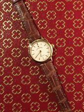 """The Baroness's favorite watch... this 18K Vacheron Constantin L'Anglaise"""