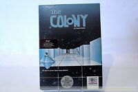 Mindscape® The Colony™ - Commodore Amiga - OVP - Geprüft & 100% Okay - CIB