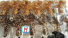 Joblot 24pcs Flower Design  hairclips hairgrips NEW wholesale lot H