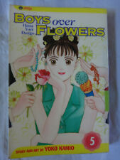 Boys over Flowers, Volume #5 by Yoko Kamio (2004, Paperback) - Shojo Manga