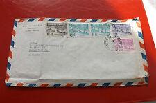 *Brief Beleg - Boliviennach Deutschland - Salzgitter 50-er Jahre (75)