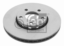 Brake Disc (2 piece) Front Axle-Febi Bilstein 08352