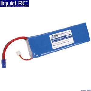 e-Flite B32003S 3200mah 3s 11.1v 20c Lipo 13awg Ec3