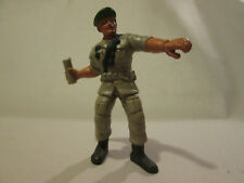 """1986 Mattel Guts Green Berets """"Canned Heat"""" (D15) Soldier Figure (Mint)"""