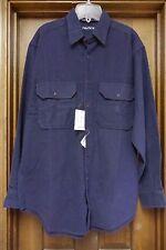 NWT Nautica Men's Double Pocket Shirt Size M