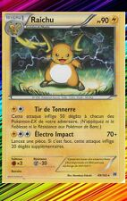 Raichu - XY8:Impulsion Turbo - 49/162 - Carte Pokemon Neuve Française