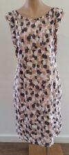 Polyester Work Polka Dot Hand-wash Only Dresses for Women