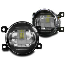 LED BUMPER DRIVING FOG LIGHT CHROME LAMP FOR FIESTA EXPLORER FUSION FOCUS TL TSX