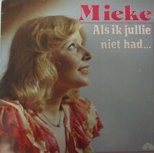 MIEKE - ALS IK JULLIE NIET HAD... - LP