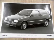 Foto Fotografie photo photograph FIAT Uno 45 (900 cm3 3 Türen 4 Gänge)  SR1117