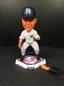 Derek Jeter Bobblehead NY Yankees 100th Anniversary Stadium Exclusive LE READ