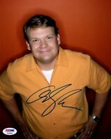 ANDY RICHTER SIGNED AUTOGRAPHED 8x10 PHOTO CONAN O'BRIEN PSA/DNA