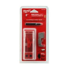 Milwaukee 48-25-5235 2 in. Switchblade 3 Blade Replacement Kit