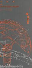 Prospekt Folder Helios Sonnenuhr 2002 brochure sun dial prospectus cadran solair