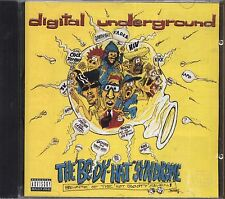DIGITAL UNDERGROUND - The body/Hat syndrome - CD 1991 NEAR MINT CONDITION