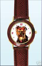 "Montre Chien YORKSHIRE TERRIER -""YORKIE TERRIER DOG"""