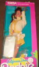 1987  Teresa California Dream Barbie MIB!