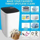 Portable Washing Machine, Clothes Washing Machines, 10 Programs Selections& Led.