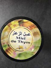 MIEL DE THYM-  Sauvage  100% Naturel provenance du sud d'Algérie