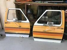 Ford F100 F250 Bronco 1982 Front Doors