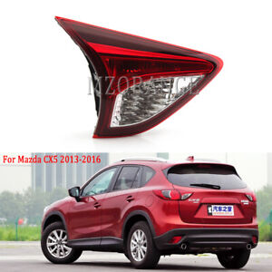 Tail Light Left For Mazda CX-5 CX5 2013 2014 2015 2016 Driver Side Inner Lamp LH
