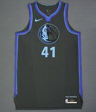 Dirk Nowitzki Dallas Mavericks Legend City Edition Basketball NBA Trikot