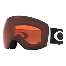 Oakley Ski Snow Goggles Flight Deck OO7050-03 Matt Black Prizm Rose
