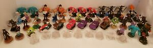 Huge Lot Disney Infinity 1.0 (Sony Ps4,Ps3,Xbox,One,Wii) Choose Your's