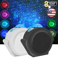 3 in 1 LED Starry Night Sky Projector Lamp Romantic Galaxy Star Light Best Gifts