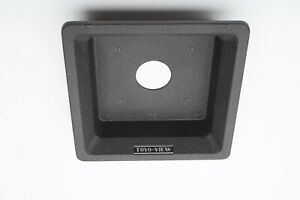 "Toyo Copal #0 /34.6mm Camera Recessed lens board 158x158mm (6-1/4""x 6-1/4""+GREAT"