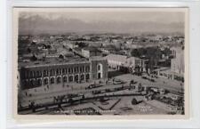 LA PLACE SEPAH ET VUE DE TEHERAN: Persia postcard (C30355)