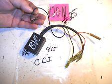 1982 YAMAHA IT465 CDI BOX ENGINE CONTROL UNIT ECU ECM Igniter IGNITOR