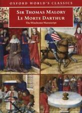 Le Morte Darthur: The Winchester Manuscript (Oxford World's Classics),Thomas Ma