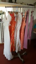 Vintage womens S M lot 1960s 70s summer dresses floral colorful and 4pc set