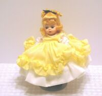 """Madame Alexander 8"""" Amy of Little Women Doll org Tagged clothes, box, tag"""