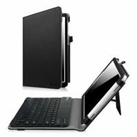 Bluetooth Keyboard Folio Case Cover for Samsung Galaxy Tab A 10.1 with S Pen